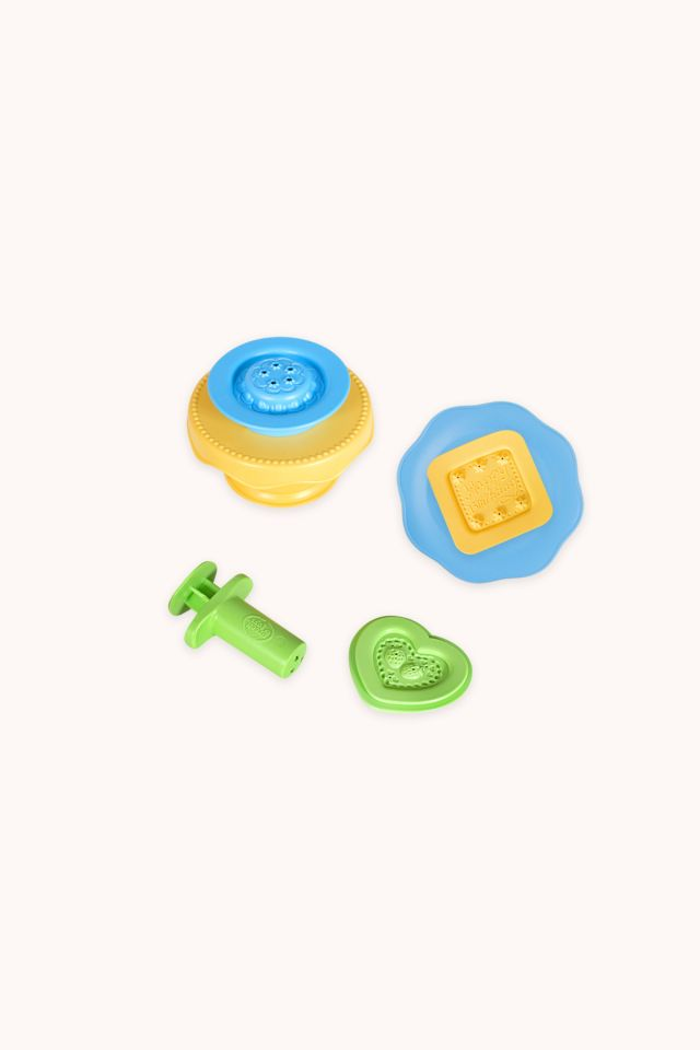 Cake Maker Dough Set Greentoys