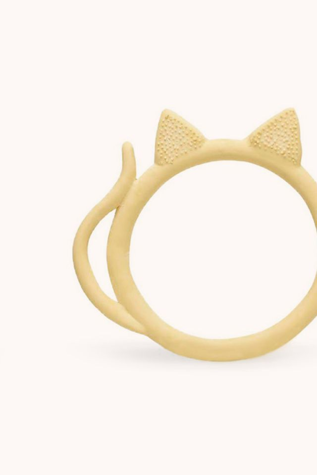 Coco The Cat  Teether Lanco