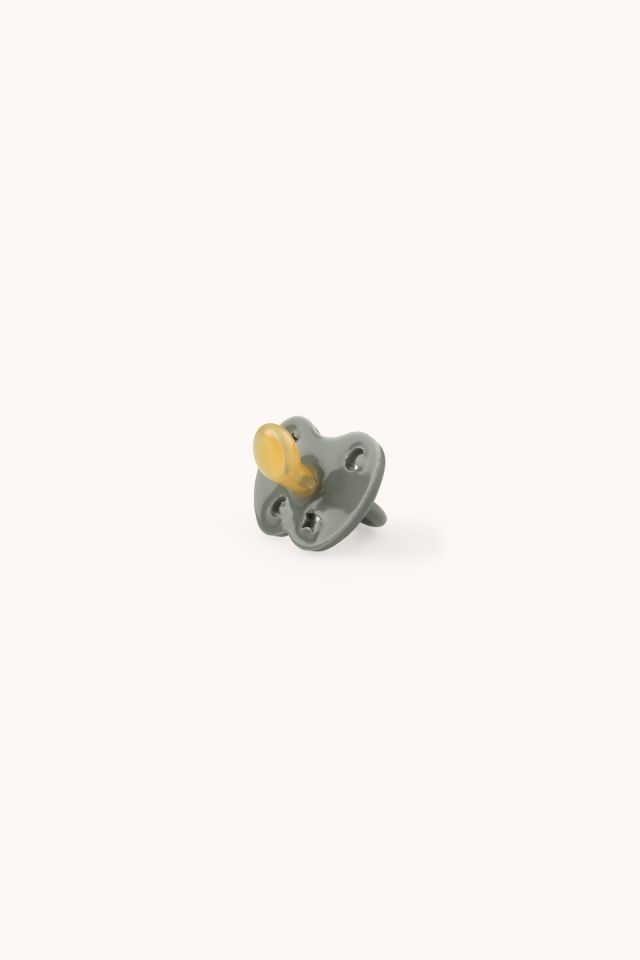 Pacifier Orthodontic - Shiitake Grey