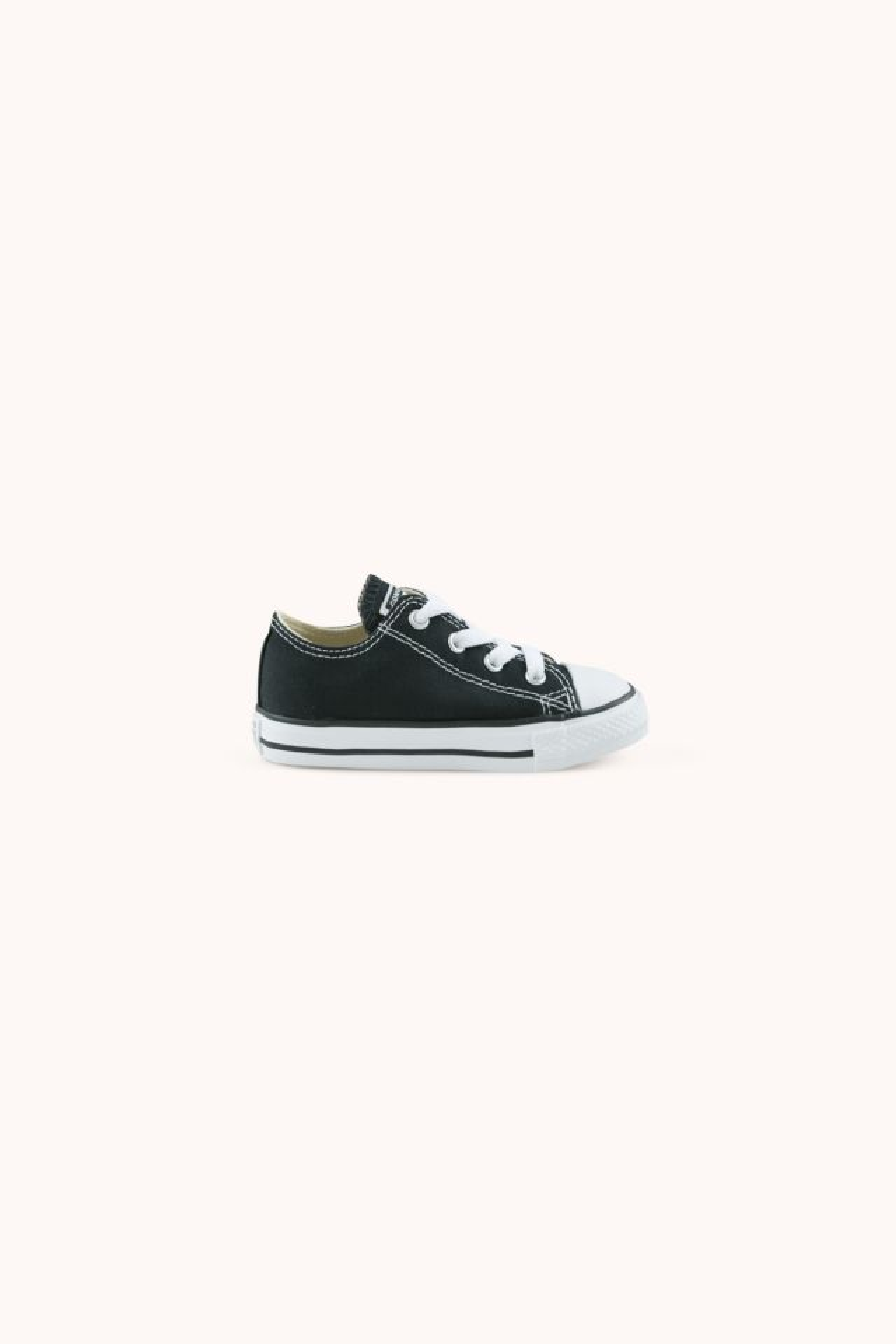 Converse - OX Black