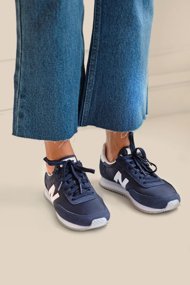 New Balance 720 Woman Navy/White