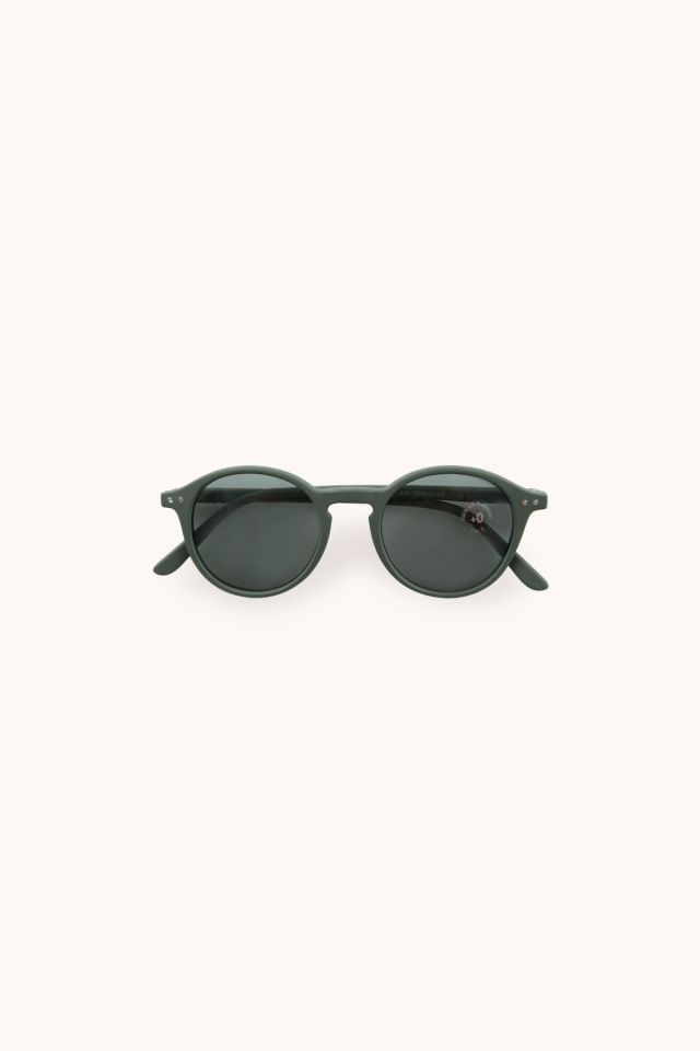 IZIPIZI ADULT D SUN Kaki Green grey Lenses