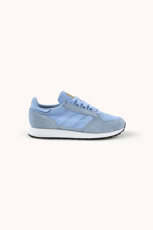 Adidas Forest Grove - periwinkle/periwinkle/raw ochre