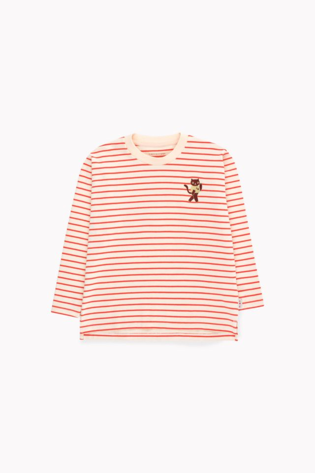 STRIPES LS TEE