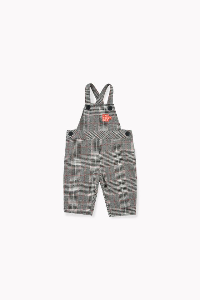 TWEED DUNGAREE