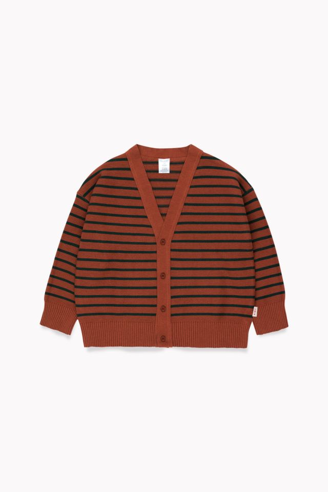 SMALL STRIPES CARDIGAN