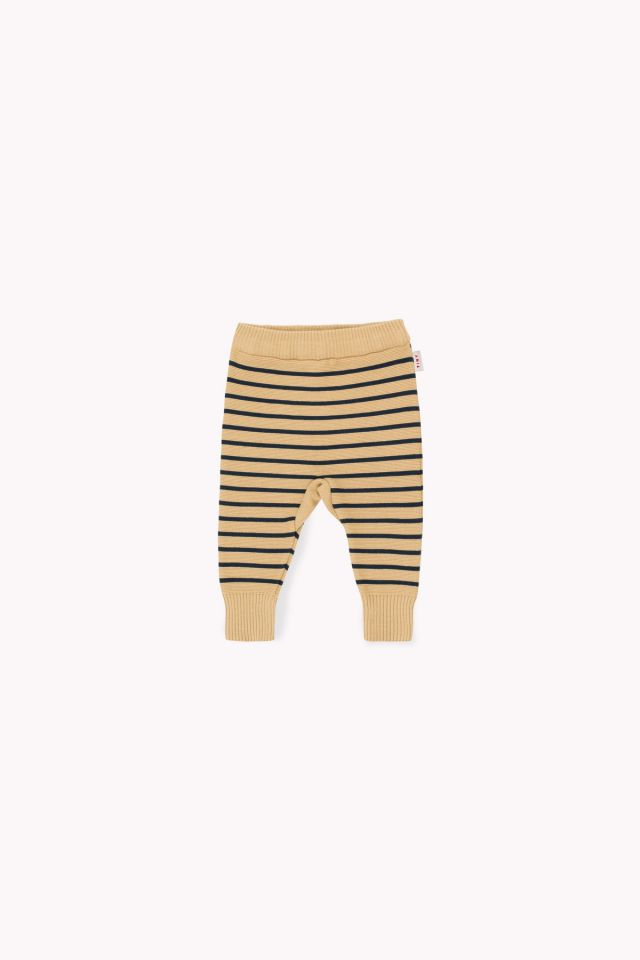 SMALL STRIPES PANT sand/true navy