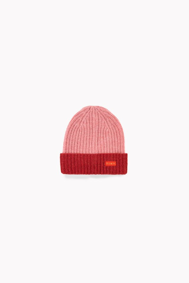 GORRO PUNTO COLOR BLOCK