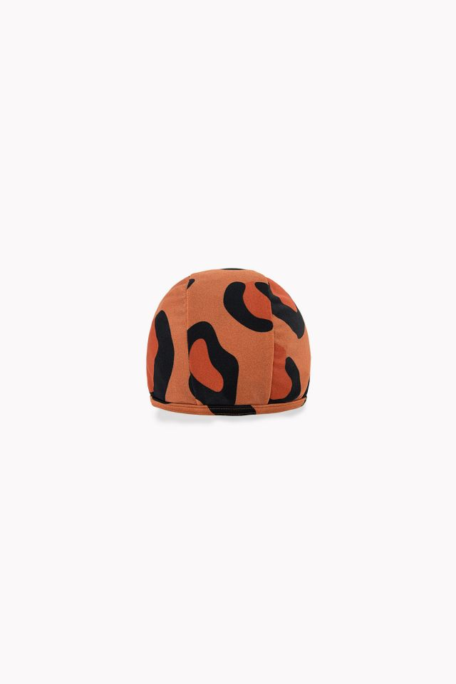 ANIMAL PRINT SWIM HAT