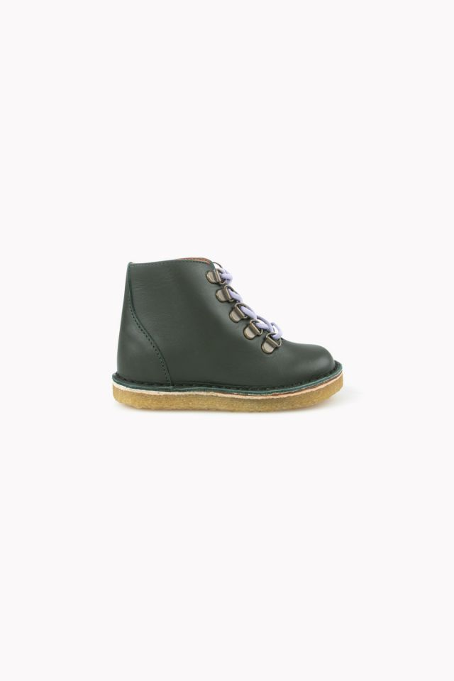TREKKING LEATHER BOOT