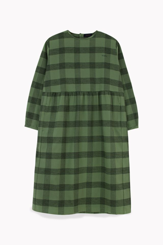 WOMAN FLANNEL DRESS