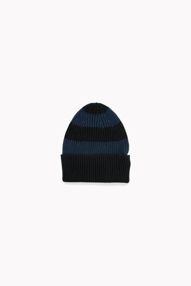 WOMAN STRIPES BEANIE