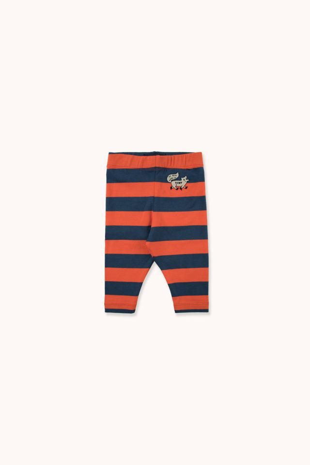 """TINY FOX"" STRIPES PANT"