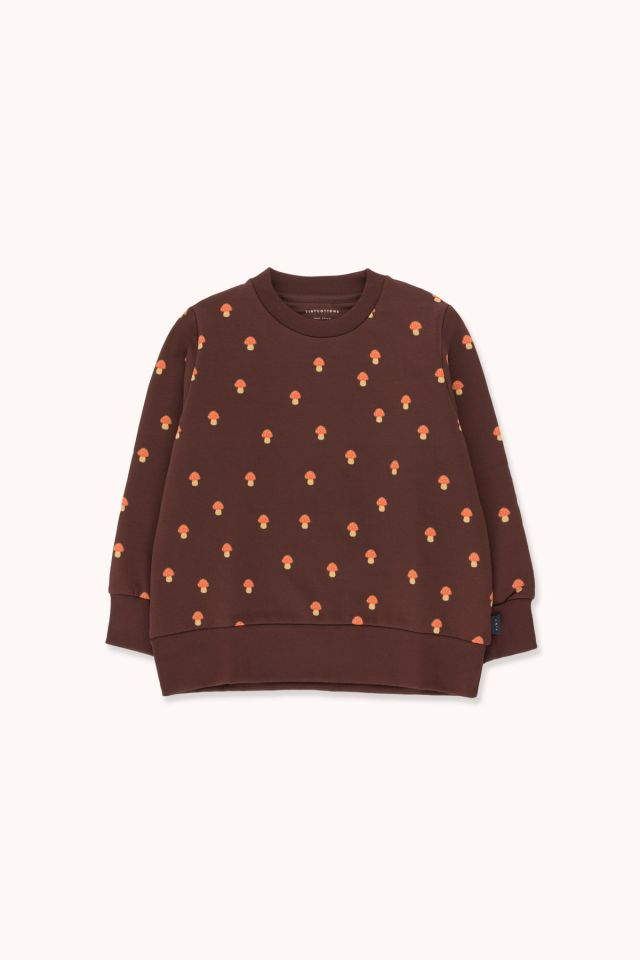 """MUSHROOMS"" SWEATSHIRT"