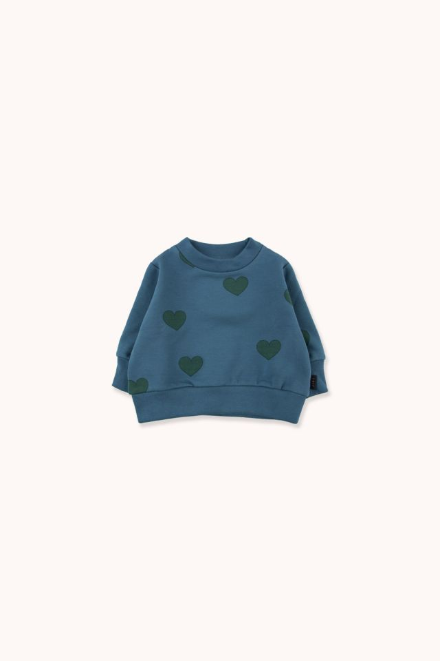 """HEARTS"" SWEATSHIRT"