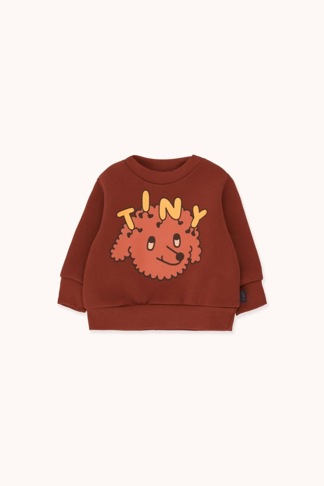 """TINY DOG"" SWEATSHIRT"