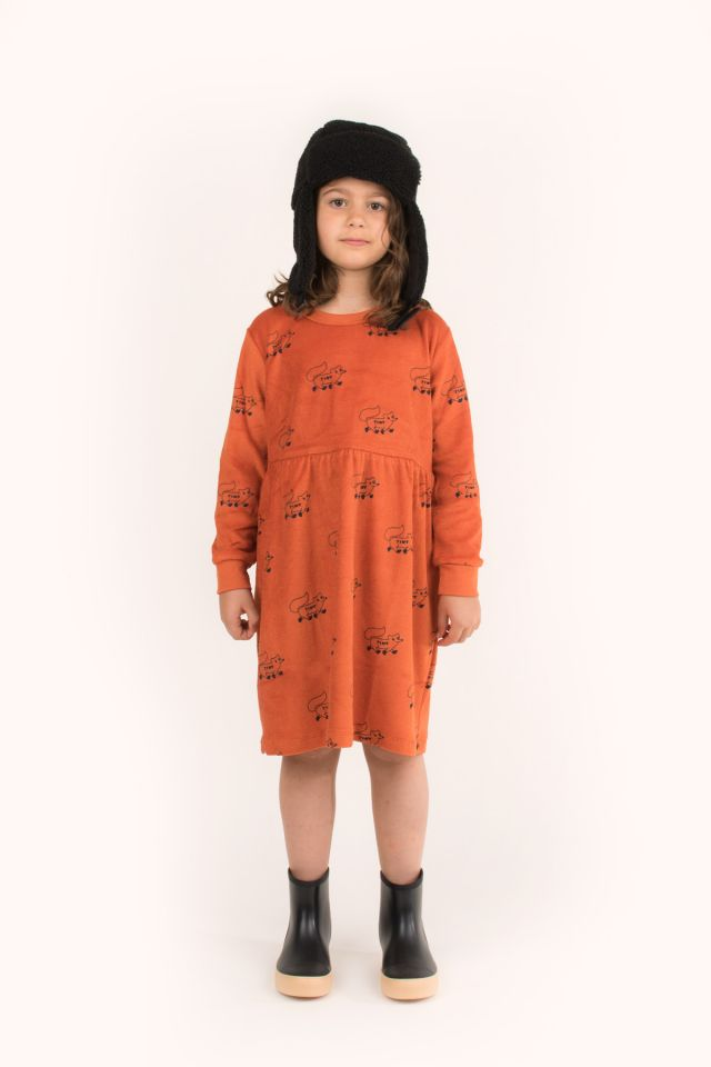 """""""FOXES"""" DRESS"""