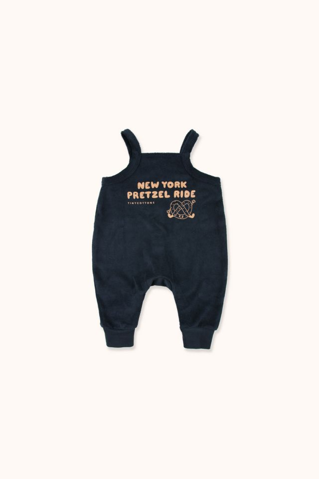 """PRETZEL RIDE"" DUNGAREE"