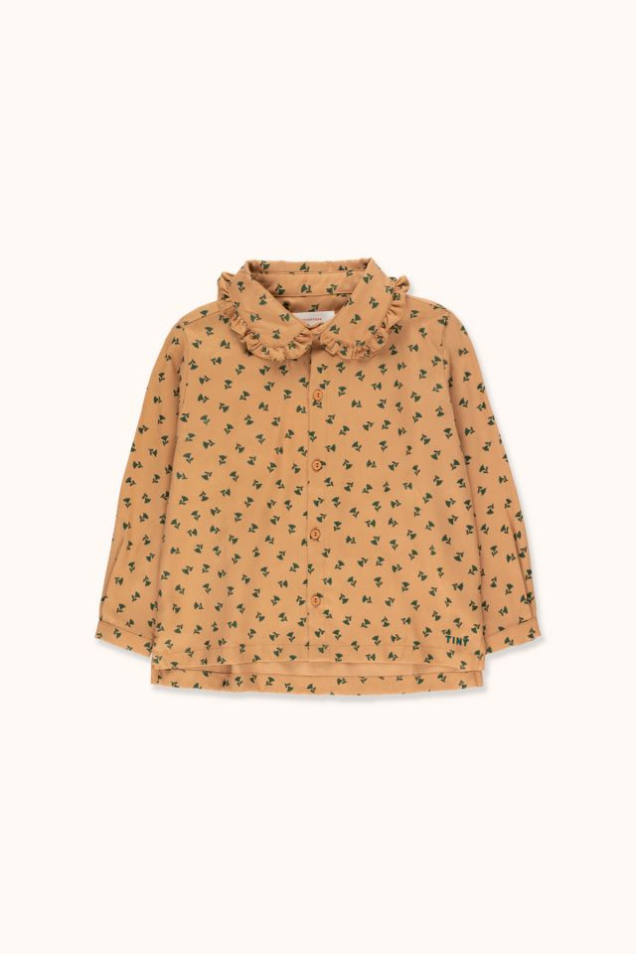 Camisa TINY Flowers