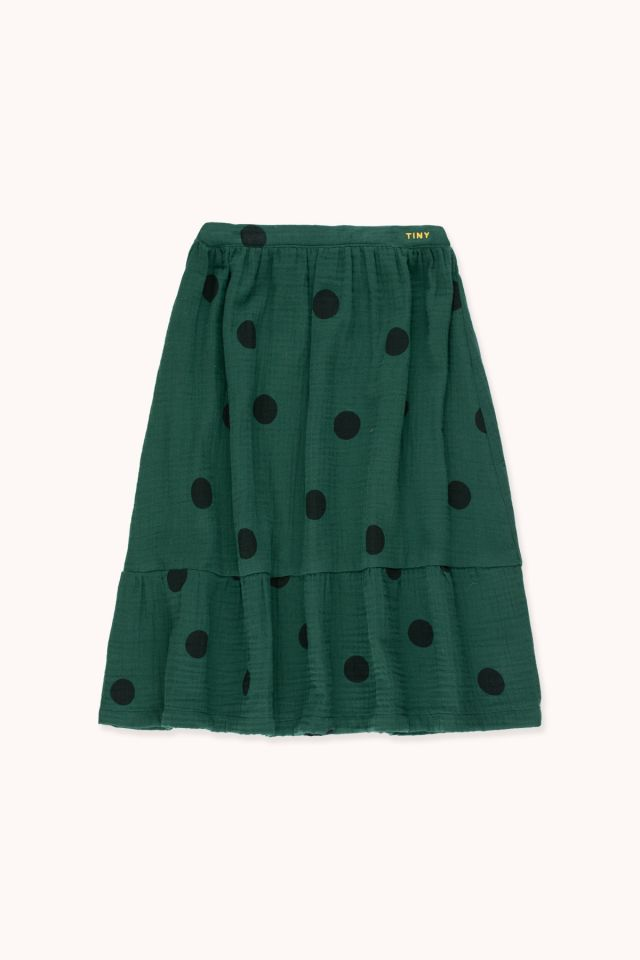 Falda larga Big Dots