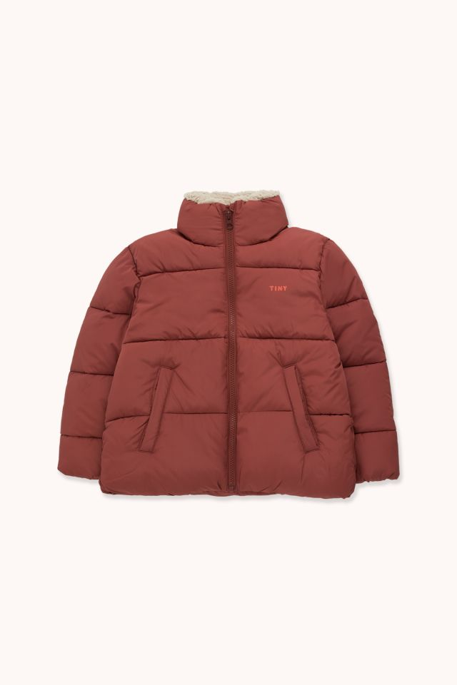 SOLID PADDED JACKET