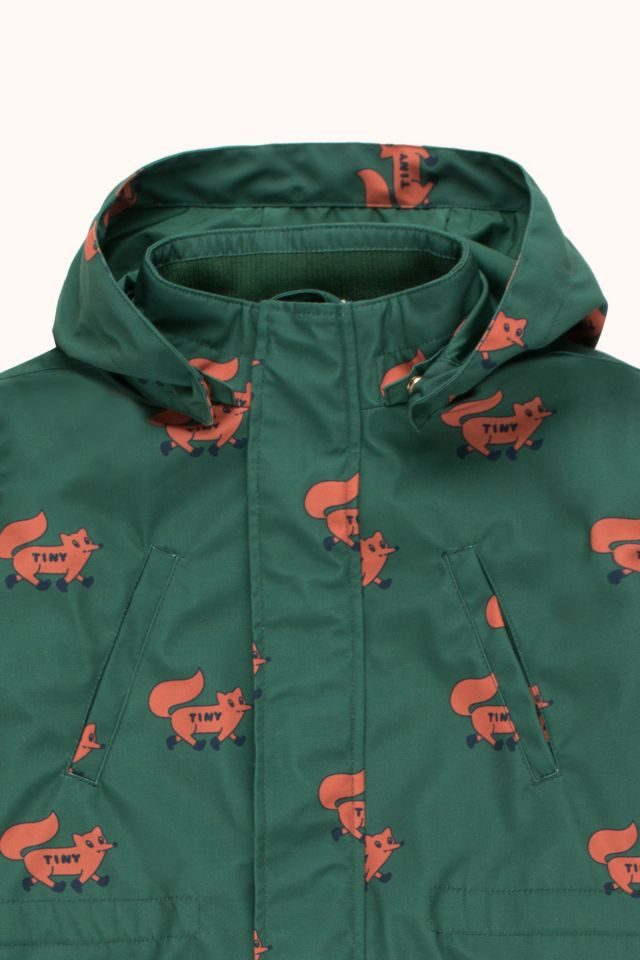 Chaqueta Foxes