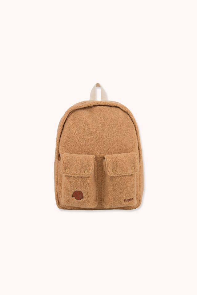 """TINY DOG"" BIG SHERPA BACKPACK"