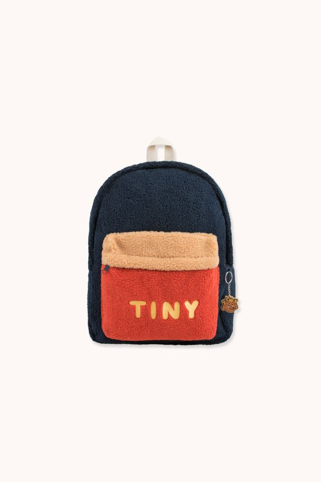Mochila grande Color Block TINY