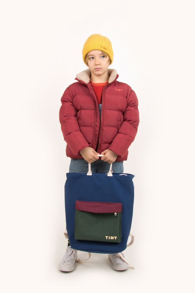Mochila Totepack Color Block