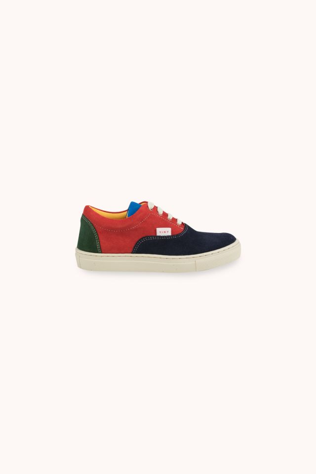 Zapatillas Color Block