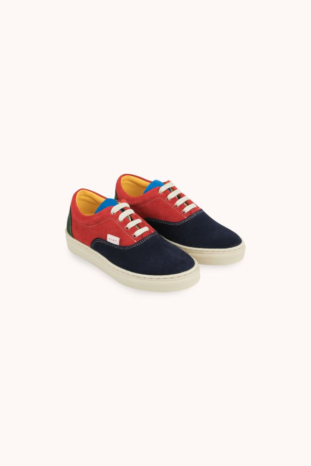 COLOR BLOCK SNEAKERS