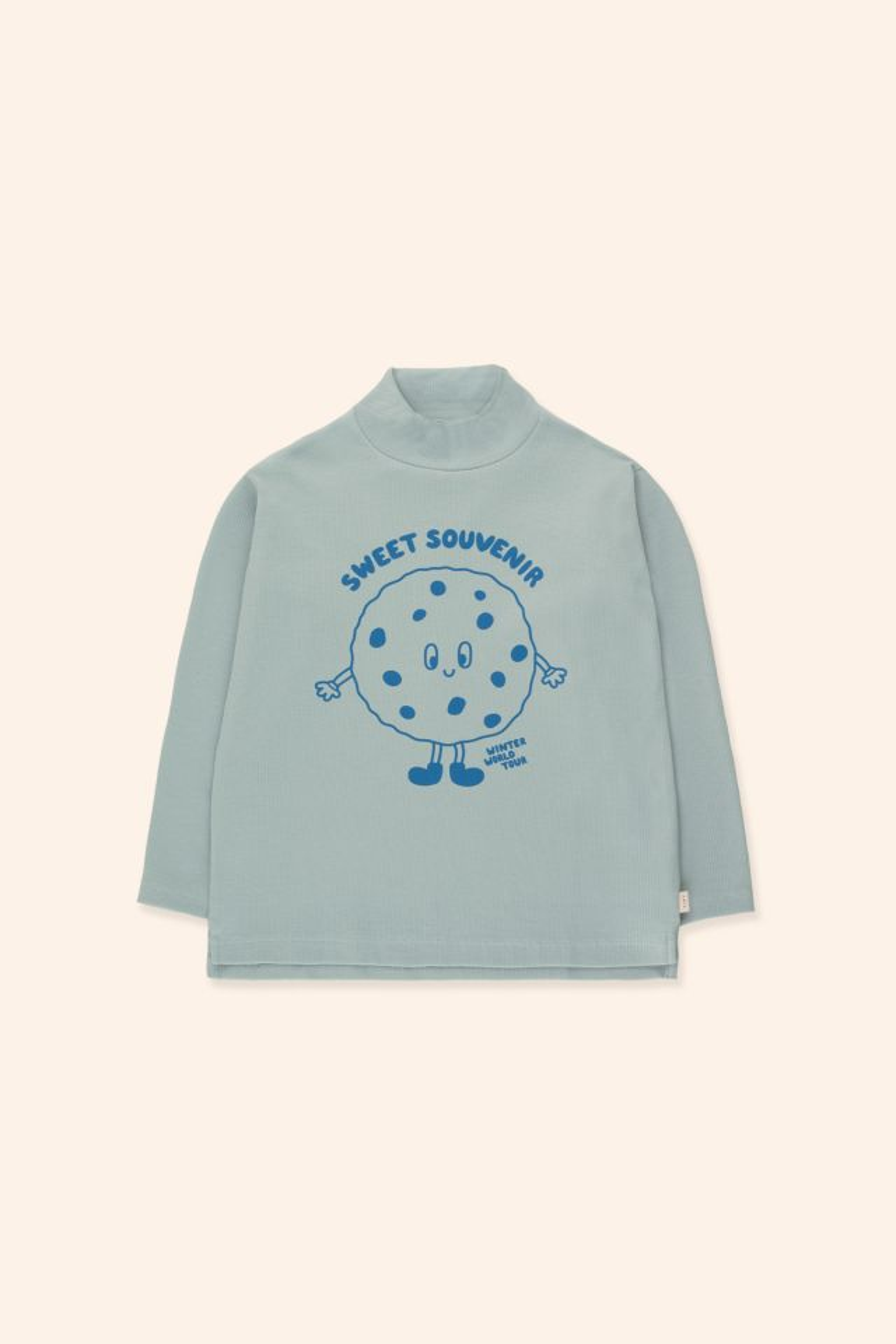 Camiseta cuello alto Sweet Souvenir