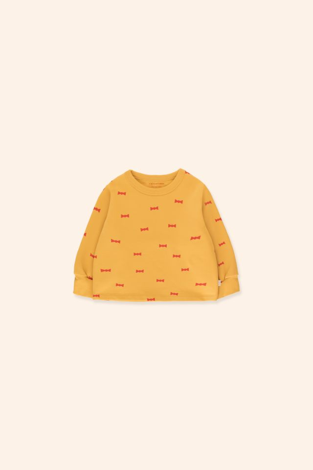 """BOW TIES"" BABY SWEATSHIRT"