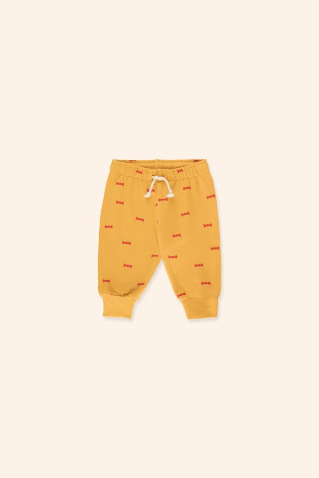 """BOW TIES"" BABY SWEATPANT"