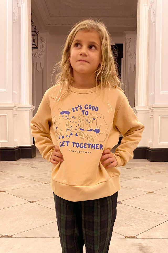 """GOOD TOGETHER"" SWEATSHIRT"
