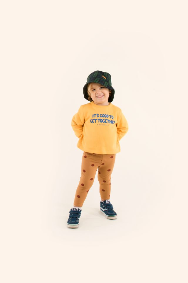 """TINY FESTIVITY"" BABY SWEATSHIRT"