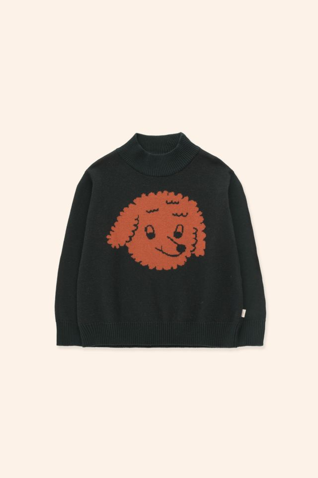 """TINY DOG"" SWEATER"