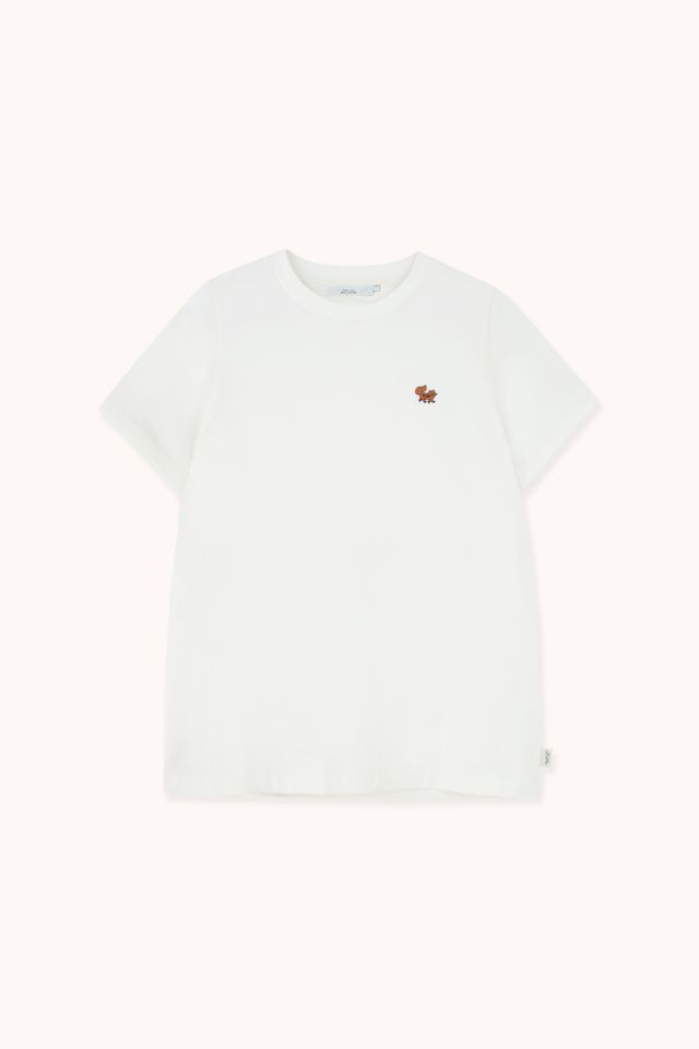"WOMAN ""TINY FOX"" REGULAR TEE"