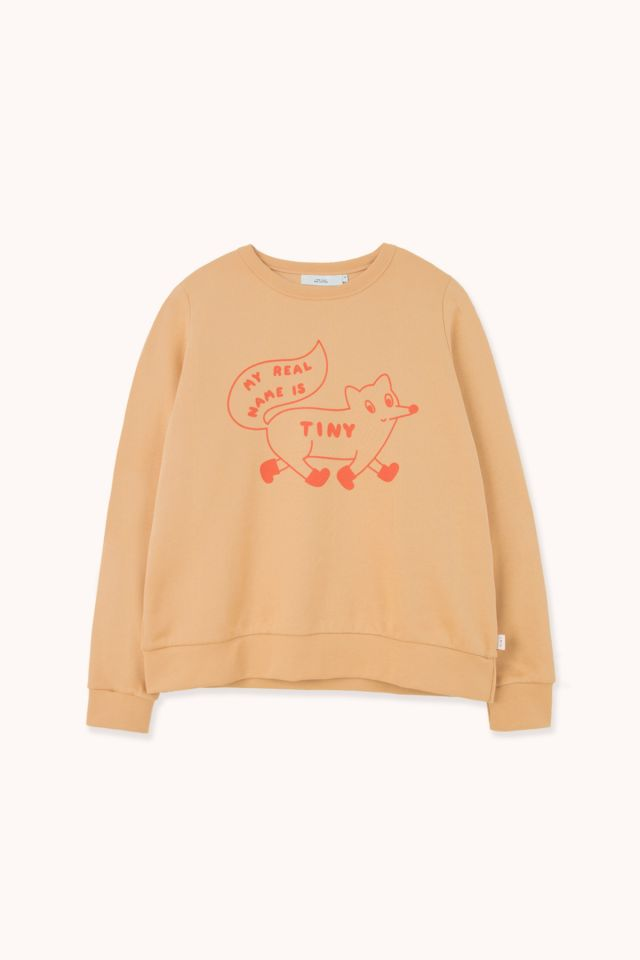 "WOMAN ""FOX"" SWEATSHIRT"