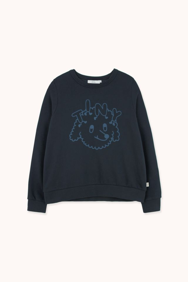"WOMAN ""DOG"" SWEATSHIRT"