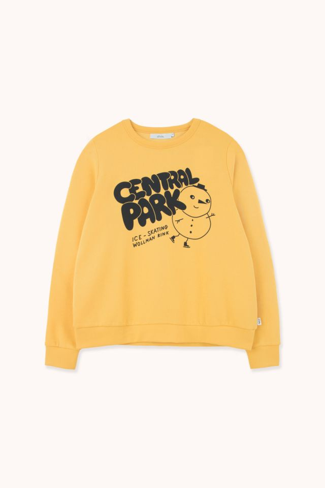 "WOMAN ""CENTRAL PARK"" SWEATSHIRT"