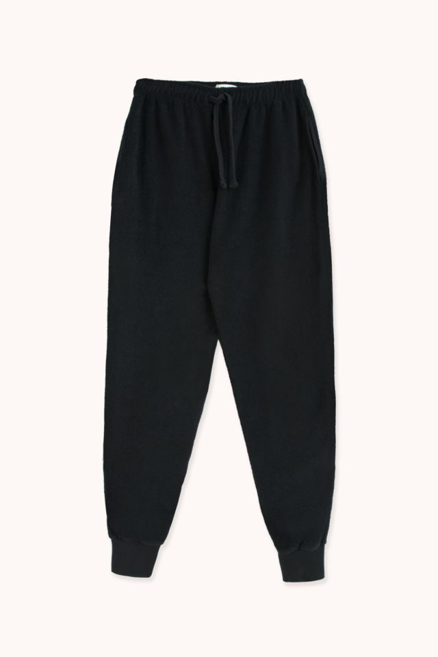 WOMAN TOWEL SWEATPANT