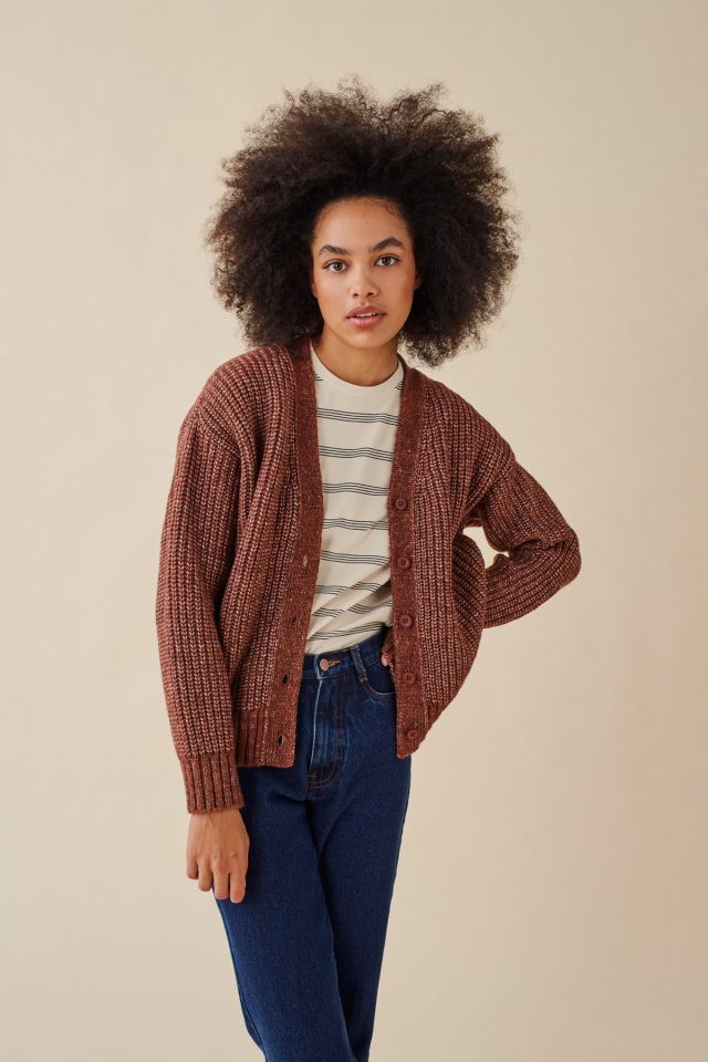 WOMAN MERINO CARDIGAN