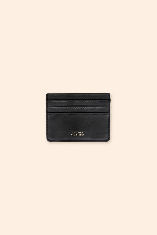 MARU LEATHER CARD HOLDER