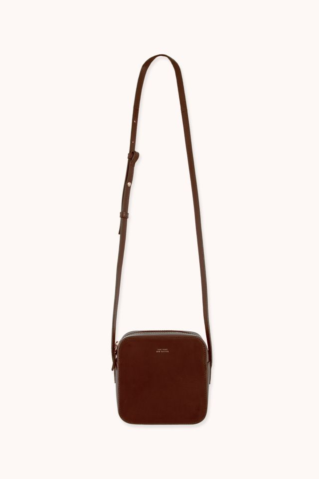 VINI LEATHER SQUARE BAG