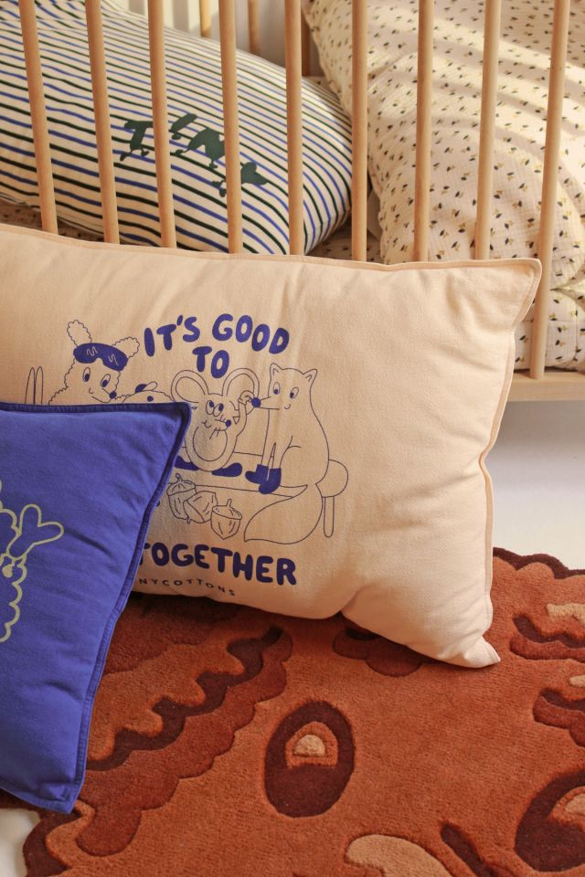 GET TOGETHER PILLOW COVER