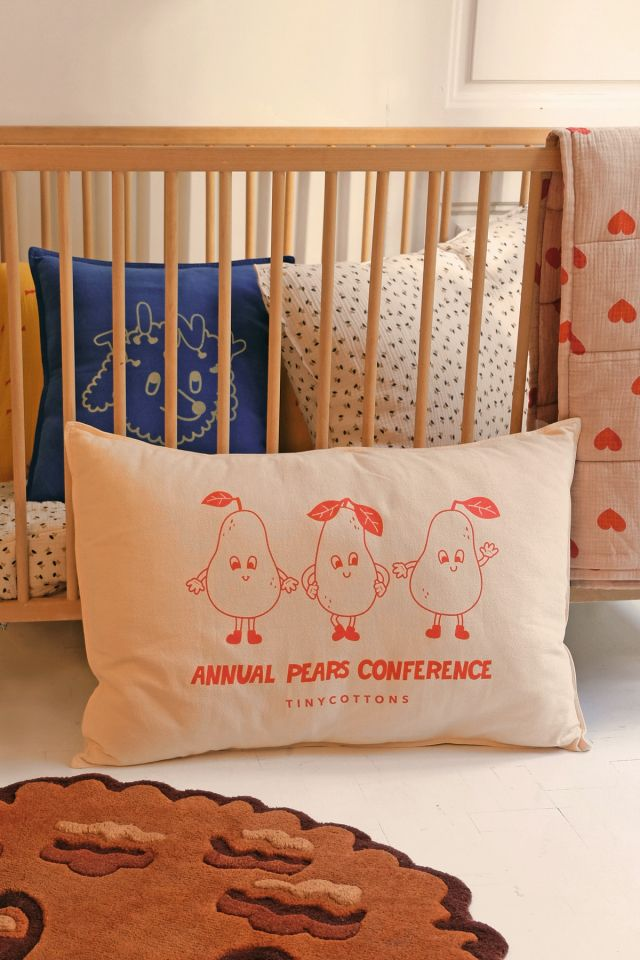 ANNUAL PEARS CONFERENCE PILLOW COVER