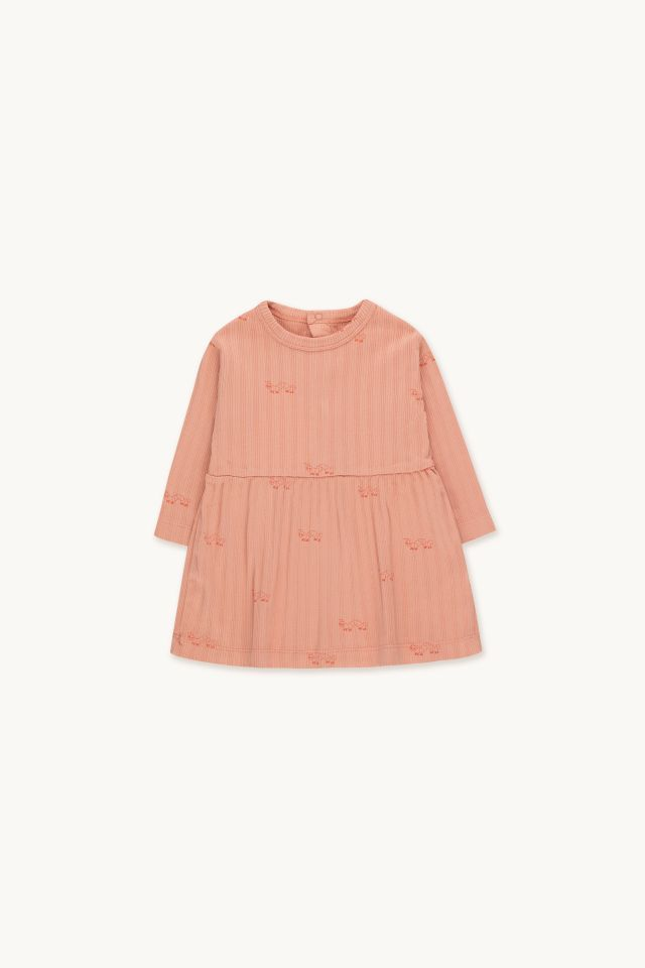 CATERPILLARS BABY DRESS