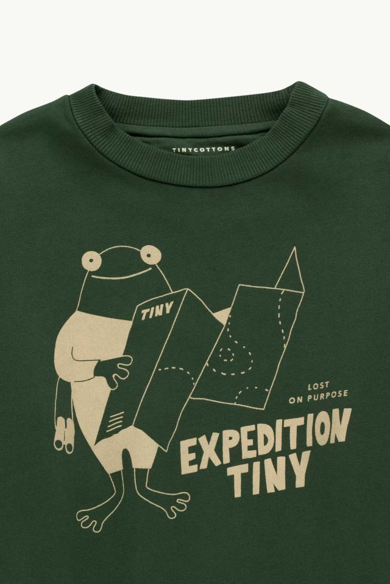 EXPEDITION TINY SWEATSHIRT