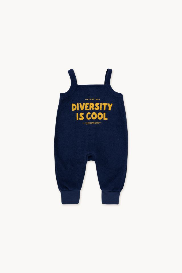 DIVERSITY IS COOL DUNGAREE